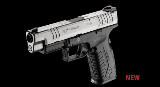 XDM 4.5 inch Springfield in various calibers