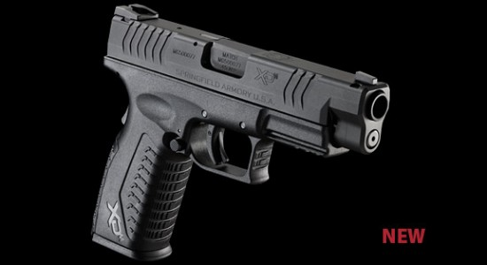 The Springfield XDM features