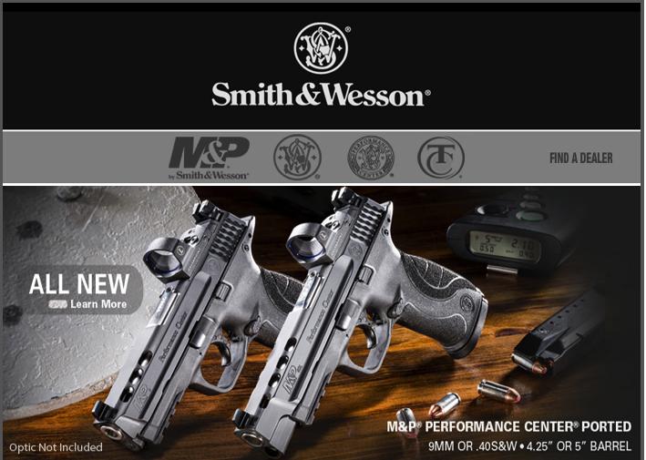 S&W Performance Pistols