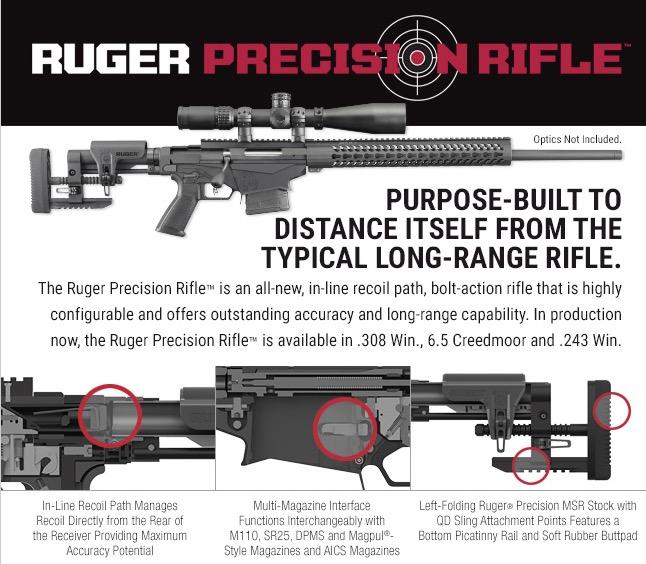 Ruger® Long-Range Rifle