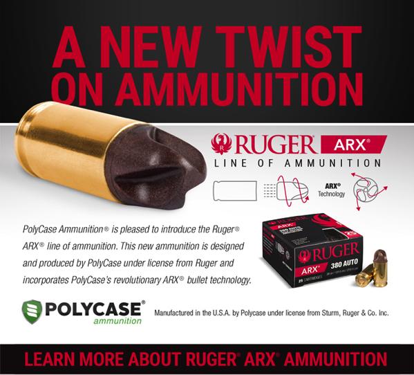 Ruger ARX Twist Ammo