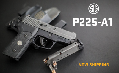 P225-A1 Single Stack Carry from Sig