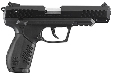 The Ruger SR22 Pistol with 4.50