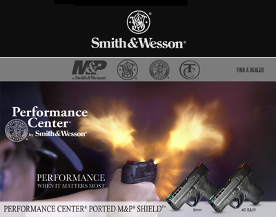 M&P Ported Shield