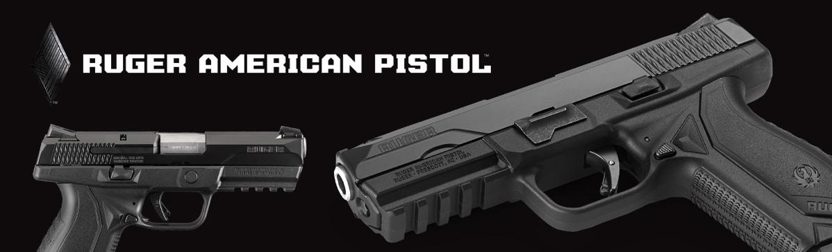 Ruger American Pistol™ Centerfire Pistol