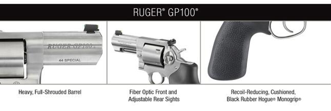 Ruger GP 100®