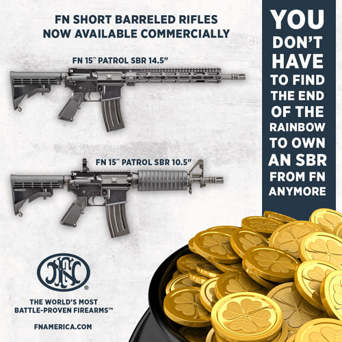 FN America Short Barreled Rifles