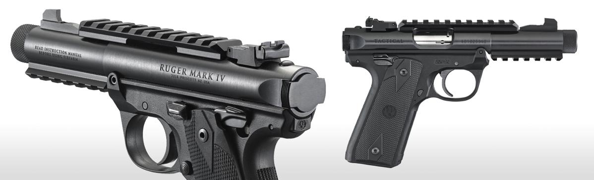 Mark IV™ 22/45™ Tactical
