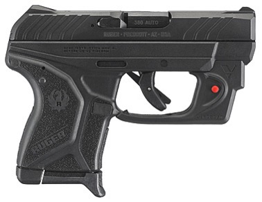 Ruger® LCP® II with Integrated Laser