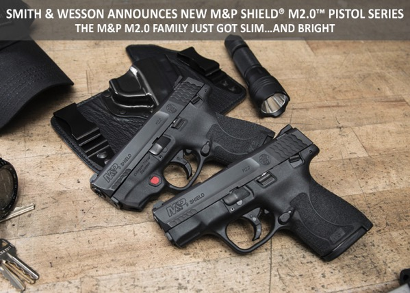 M&P Shield M2.0 Pistol