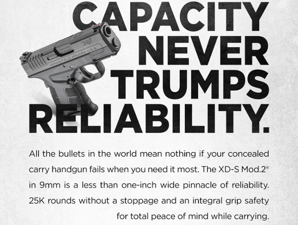 Springfield Armory NEW! XD-S Mod.2 in 9MM