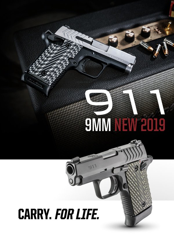 Springfield 911 9mm