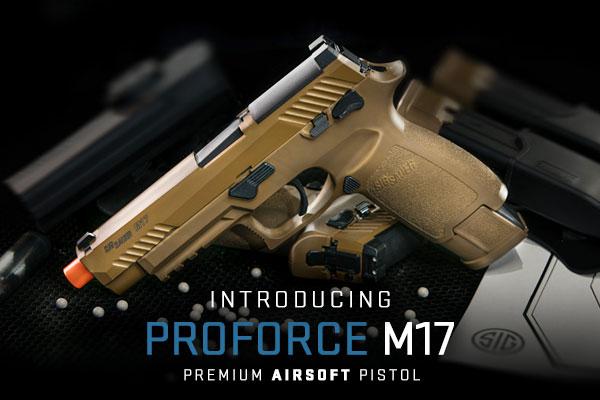 Proforce m17 4