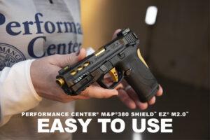 Want a Gold Shield EZ