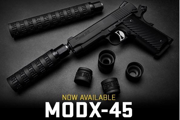 Modx-45 Silencer